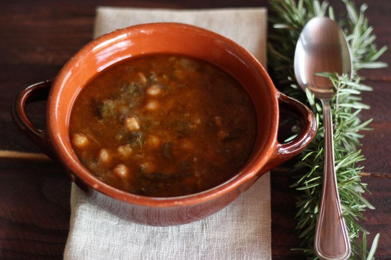 piatti tipici toscani zuppa
