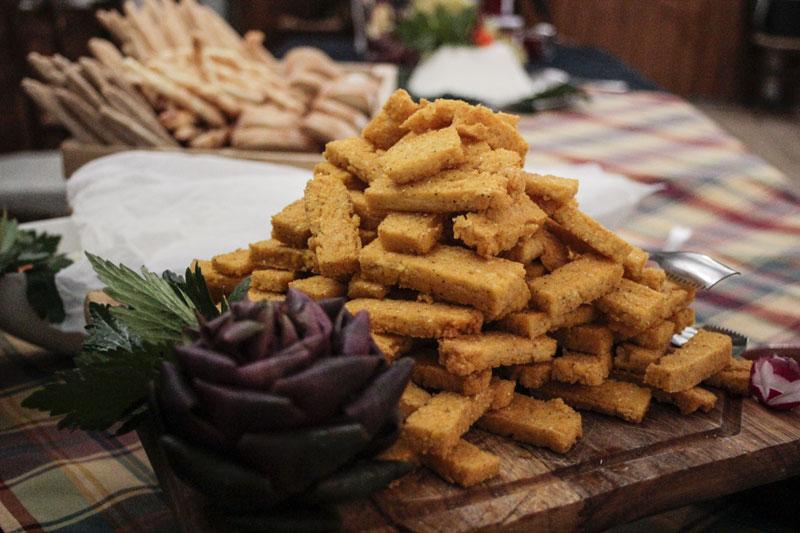 piatti tipici toscani polenta fritta