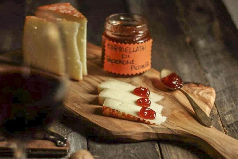 azienda agricola agriturismo formaggio marmellata