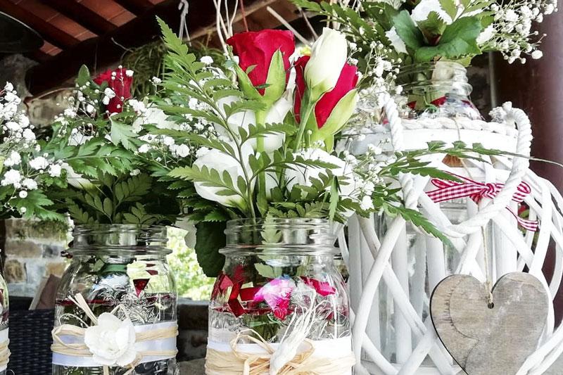 location matrimoni allestimento fiori
