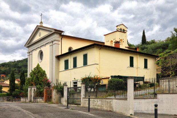Chiesa Sant'Antonio Abate Mugello Toscana