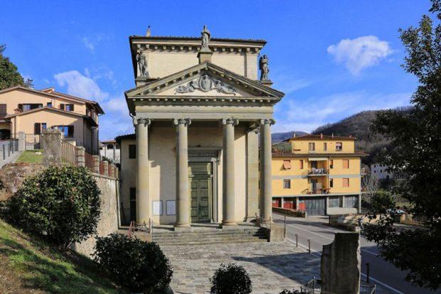 Oratorio Sant'Onofrio Mugello Toscana