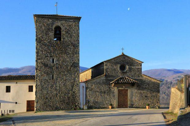 Pieve Santa Maria Mugello Toscana