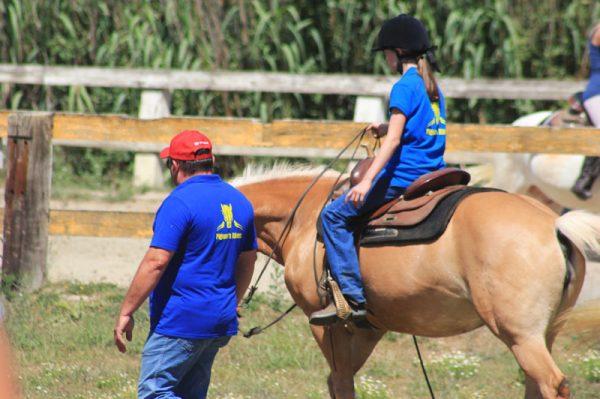 scuola ippica allievo cavallo
