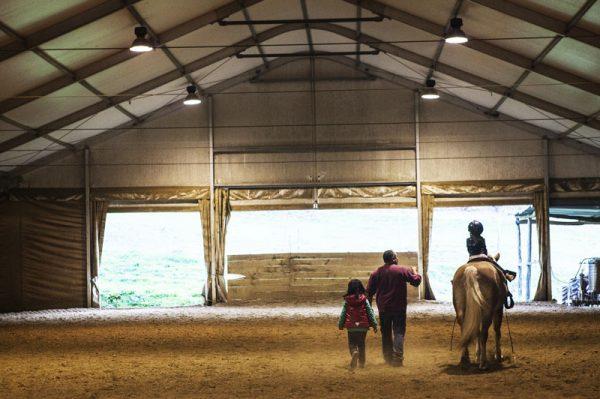 Maneggio cavalli agriturismo toscana