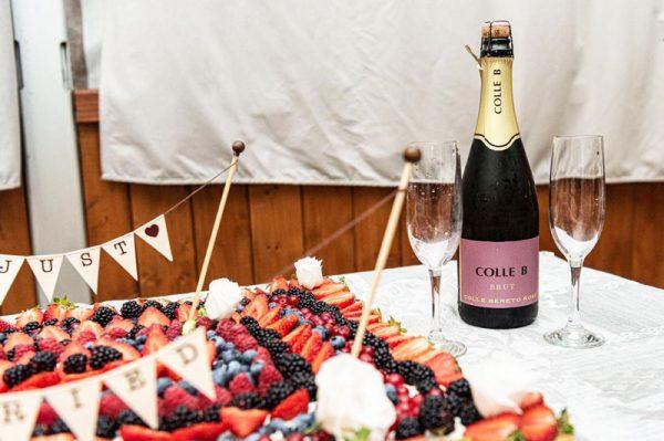 location matrimoni agriturismo allestimento torta