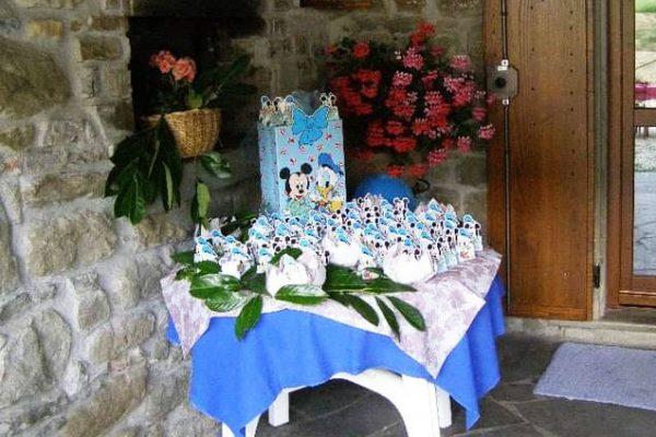 sala ricevimenti agriturismo toscano bomboniere