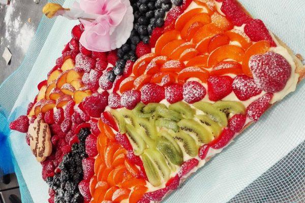 sala ricevimenti agriturismo torta crostata